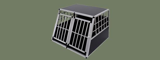 Remolques, jaulas y portaperros para coche
